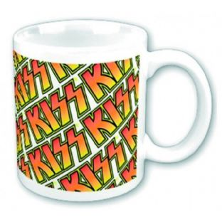 Kiss - Logo - MUG (11oz) (Brand New In Box)